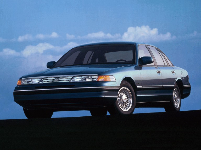 1993 Ford Crown Victoria 286487