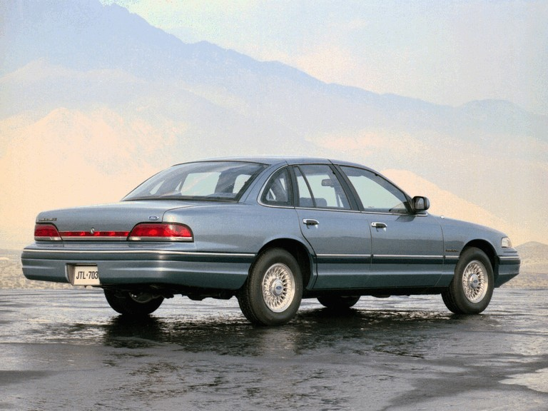 1993 Ford Crown Victoria 286489