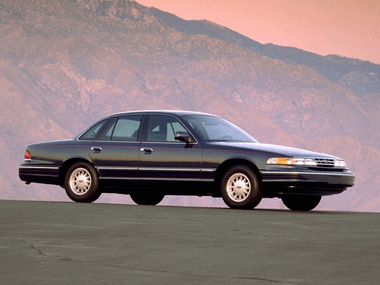 1995 Ford Crown Victoria 286493