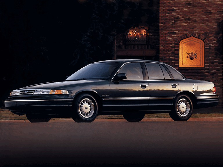 1995 Ford Crown Victoria 286494