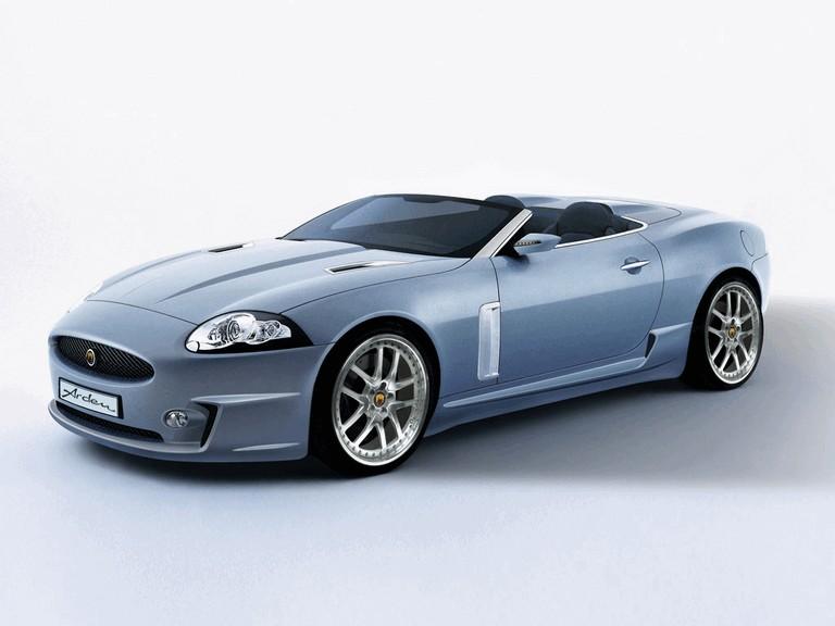 2006 Arden Aj 20 Speedster Concept Based On Jaguar Xk Free High Resolution Car Images