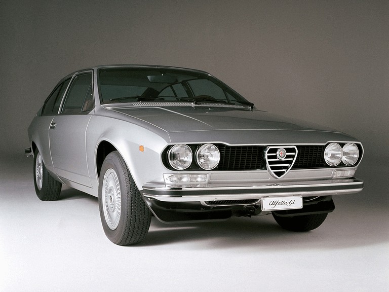 1974 Alfa Romeo Alfetta GT 286926
