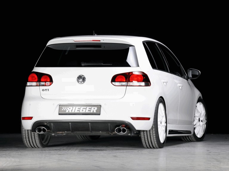 2009 Volkswagen Golf ( VI ) GTI 5-door by Rieger 286956