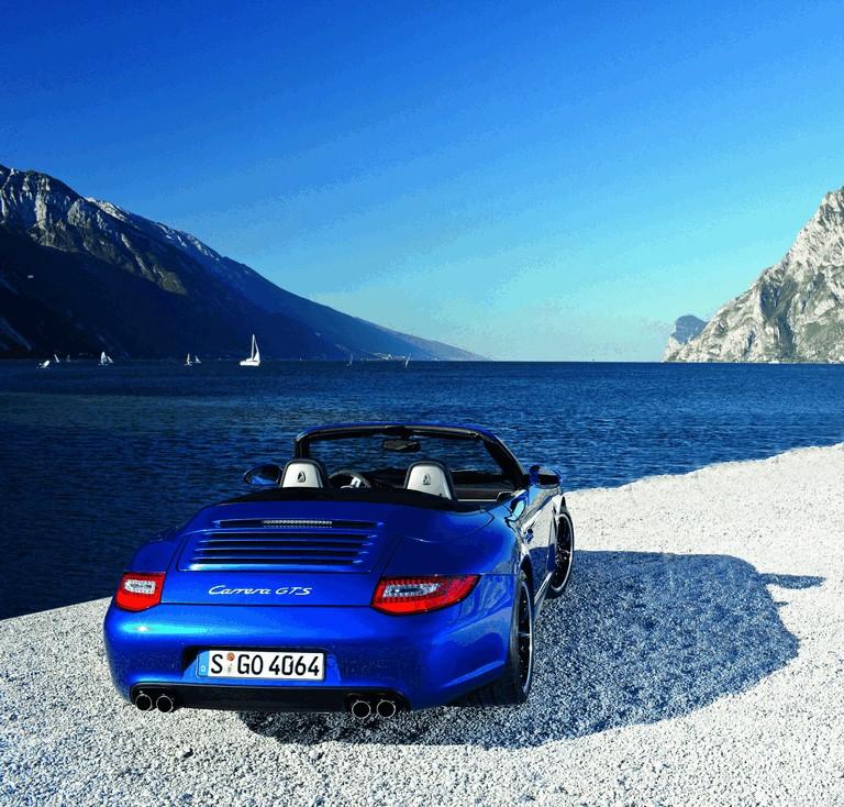 2011 Porsche 911 ( 997 ) Carrera GTS cabriolet 287076