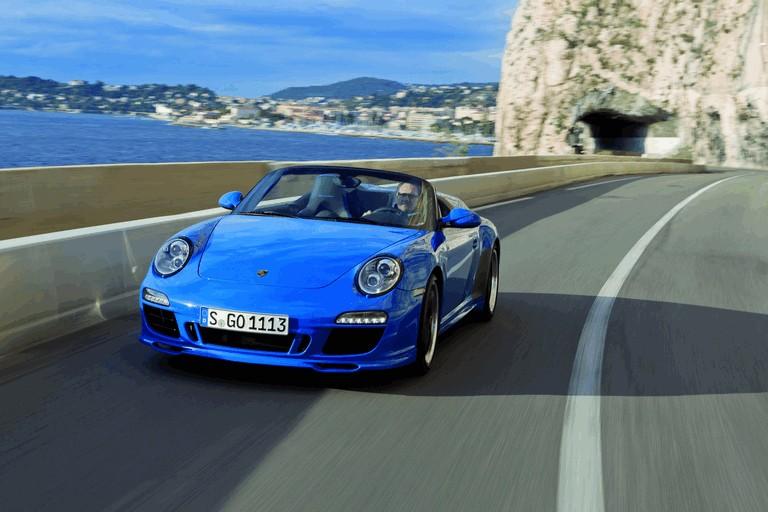 2011 Porsche 911 ( 997 ) Carrera Speedster 287078