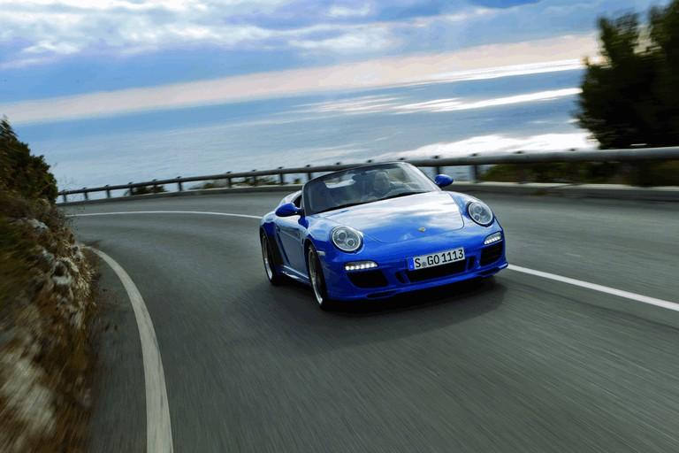 2011 Porsche 911 ( 997 ) Carrera Speedster 287081