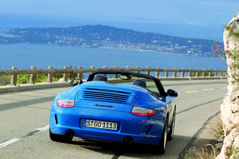2011 Porsche 911 ( 997 ) Carrera Speedster 287084