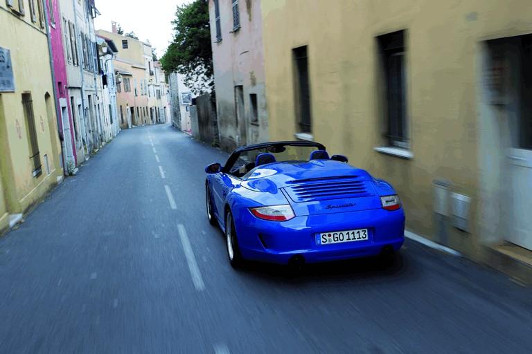 2011 Porsche 911 ( 997 ) Carrera Speedster 287087