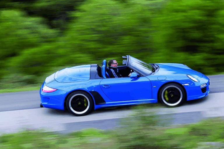 2011 Porsche 911 ( 997 ) Carrera Speedster 287088