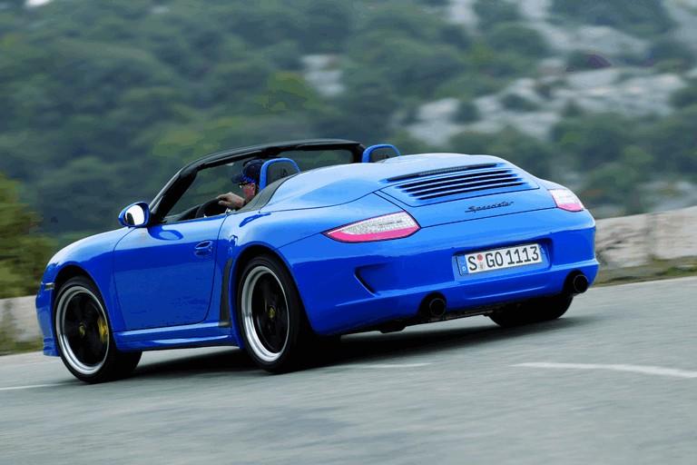 2011 Porsche 911 ( 997 ) Carrera Speedster 287093