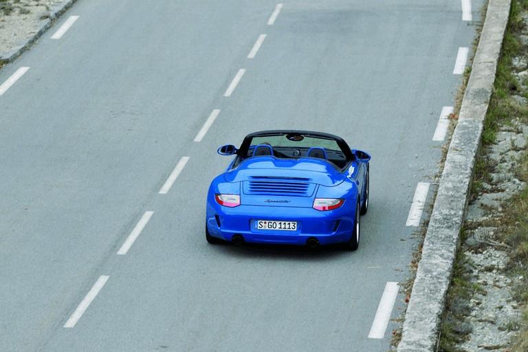 2011 Porsche 911 ( 997 ) Carrera Speedster 287102