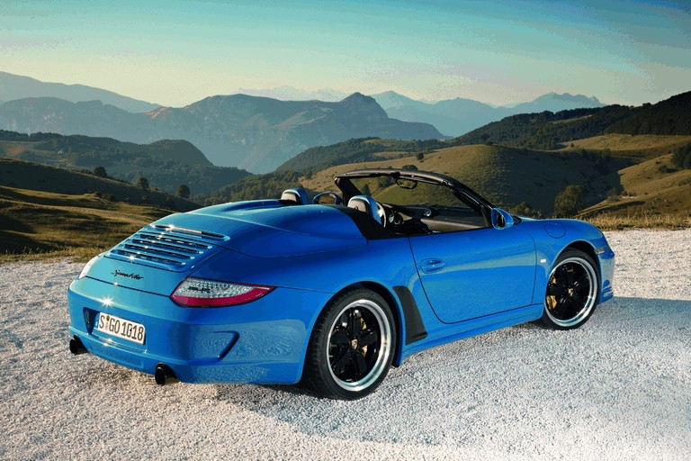 2011 Porsche 911 ( 997 ) Carrera Speedster 287117