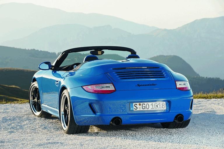 2011 Porsche 911 ( 997 ) Carrera Speedster 287121