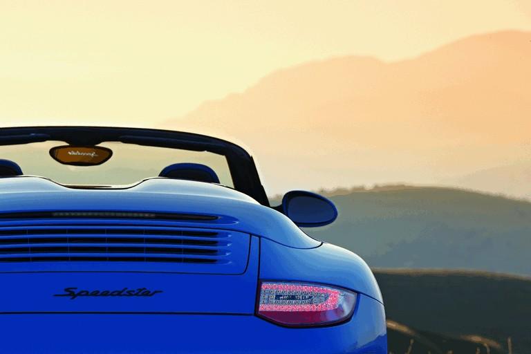 2011 Porsche 911 ( 997 ) Carrera Speedster 287123
