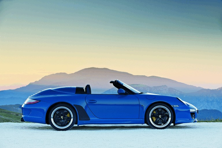 2011 Porsche 911 ( 997 ) Carrera Speedster 287124