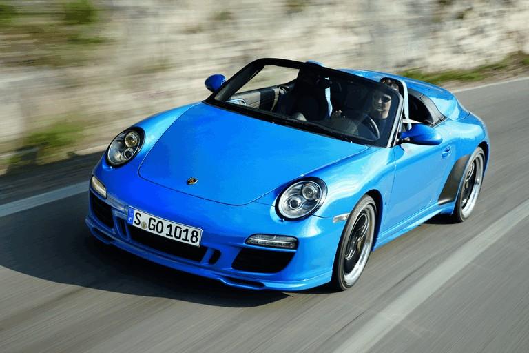 2011 Porsche 911 ( 997 ) Carrera Speedster 287125