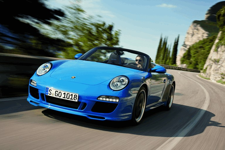 2011 Porsche 911 ( 997 ) Carrera Speedster 287127