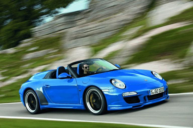2011 Porsche 911 ( 997 ) Carrera Speedster 287129