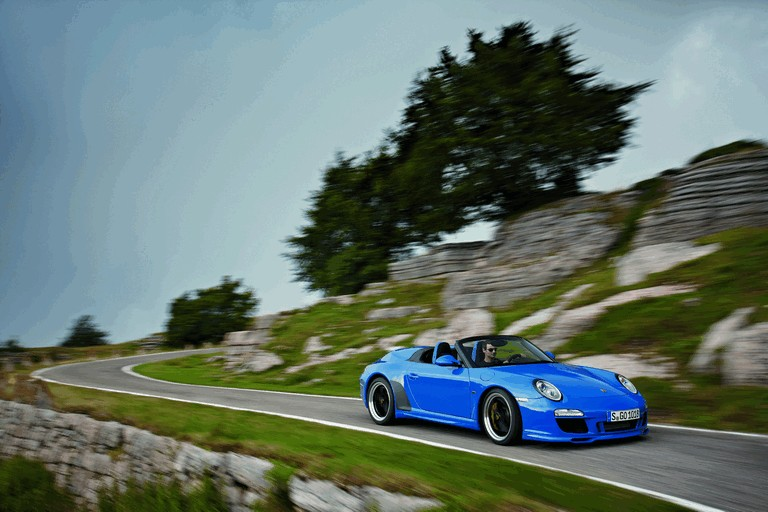 2011 Porsche 911 ( 997 ) Carrera Speedster 287130