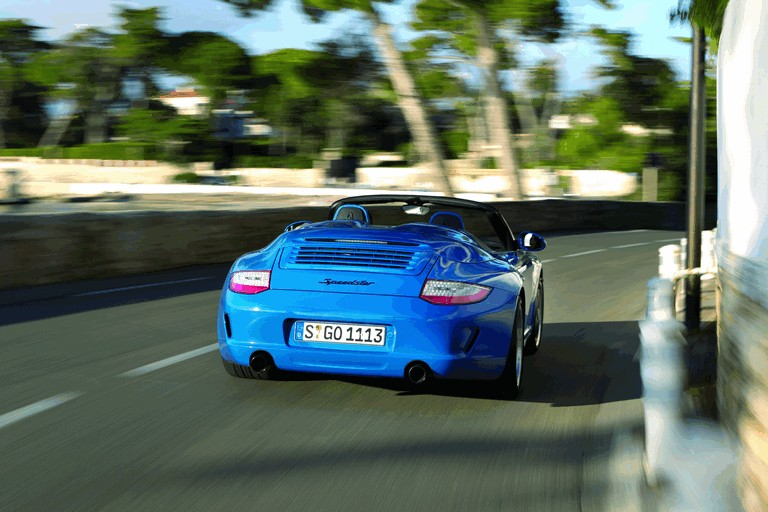 2011 Porsche 911 ( 997 ) Carrera Speedster 287132