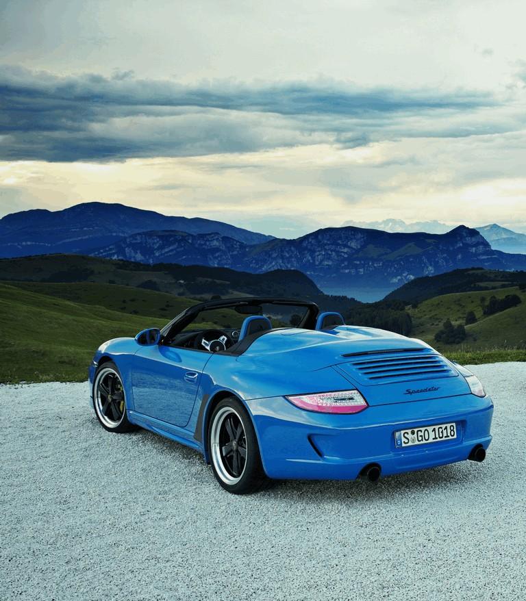 2011 Porsche 911 ( 997 ) Carrera Speedster 287139
