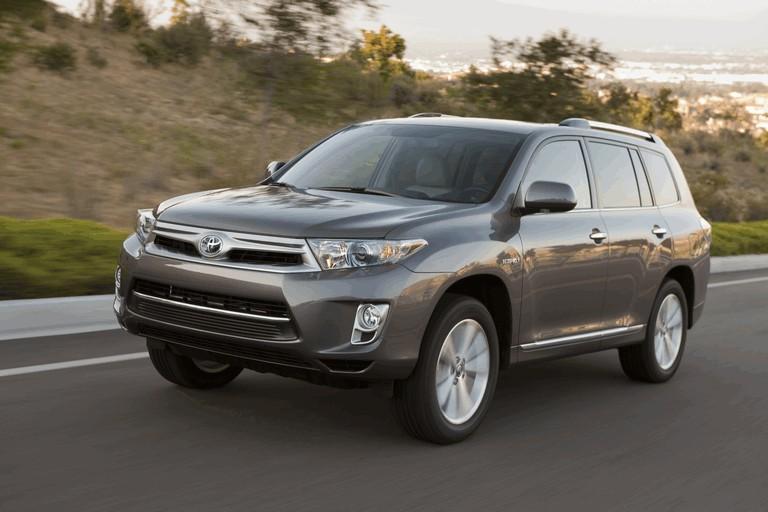 2011 Toyota Highlander Hybrid 287851