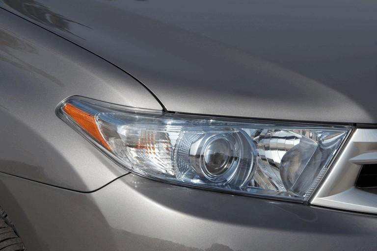 2011 Toyota Highlander Hybrid 287857