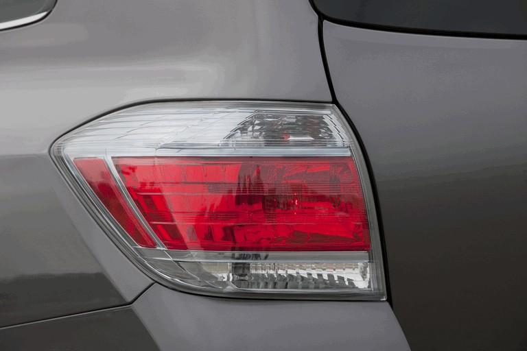 2011 Toyota Highlander Hybrid 287860