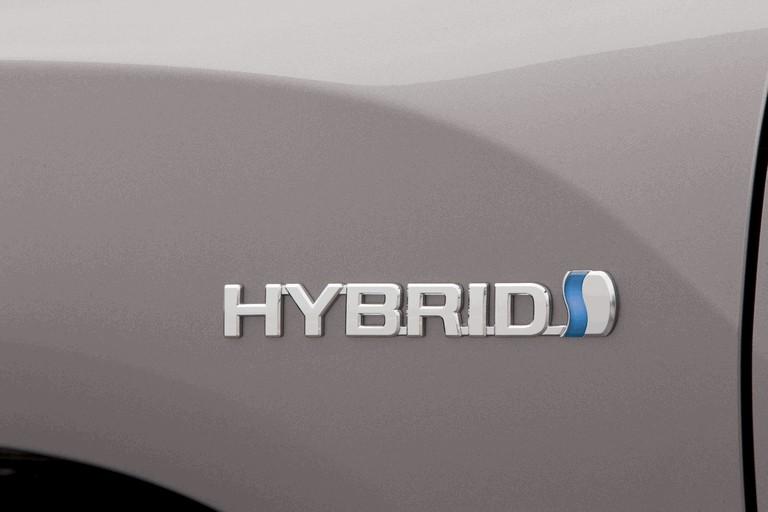 2011 Toyota Highlander Hybrid 287861
