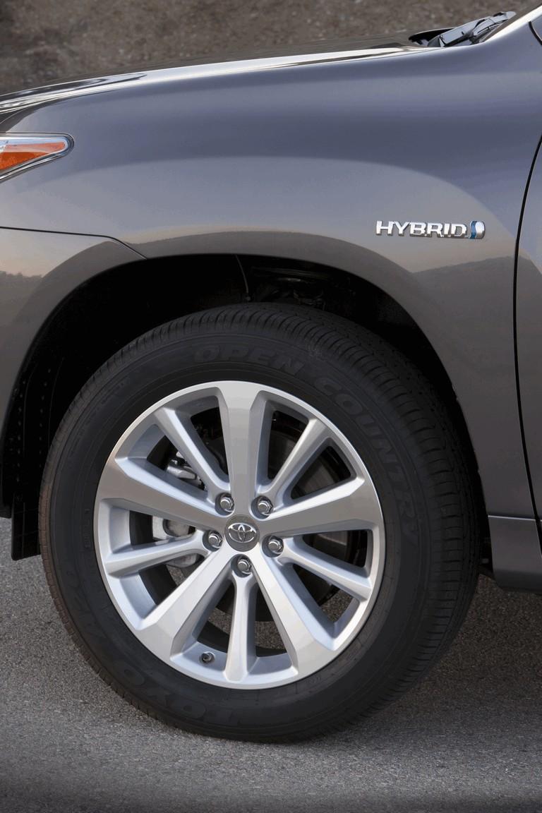 2011 Toyota Highlander Hybrid 287863