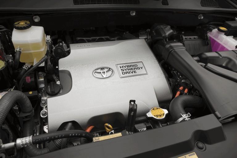 2011 Toyota Highlander Hybrid 287872