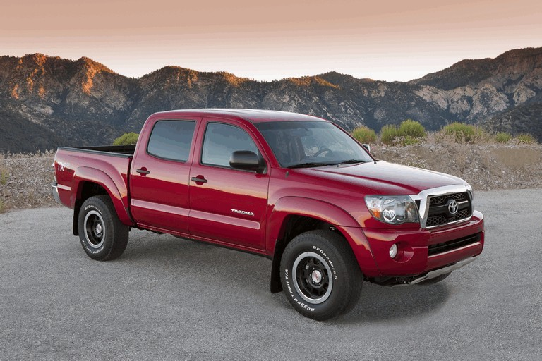 2011 Toyota Tacoma Double Cab TX Pro Performance Package 287873
