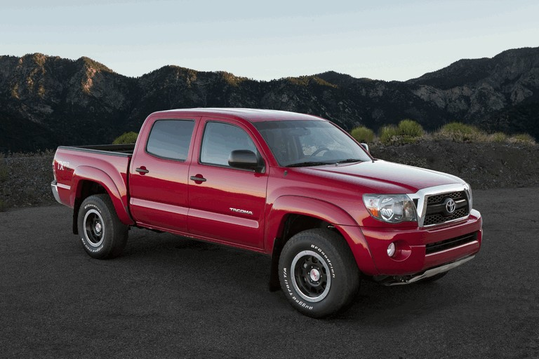 2011 Toyota Tacoma Double Cab TX Pro Performance Package 287876