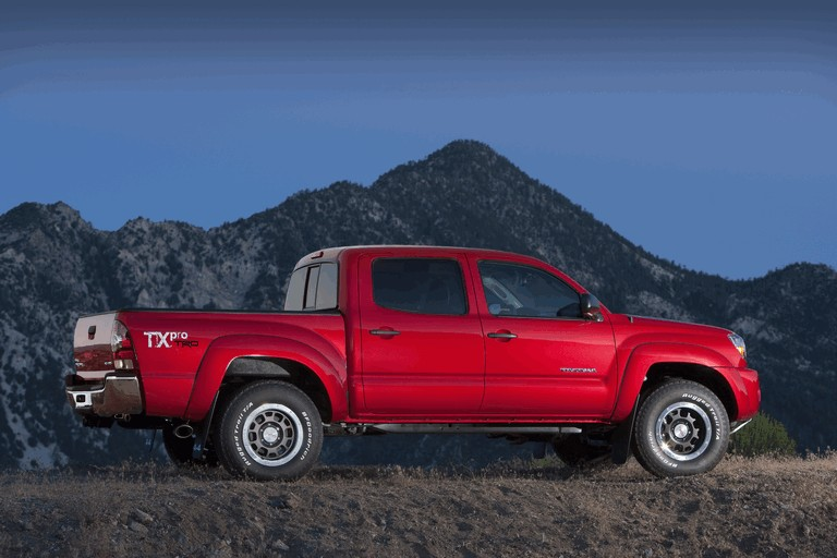 2011 Toyota Tacoma Double Cab TX Pro Performance Package 287877