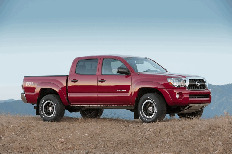 2011 Toyota Tacoma Double Cab TX Pro Performance Package 287881