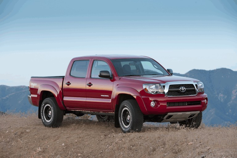 2011 Toyota Tacoma Double Cab TX Pro Performance Package 287882