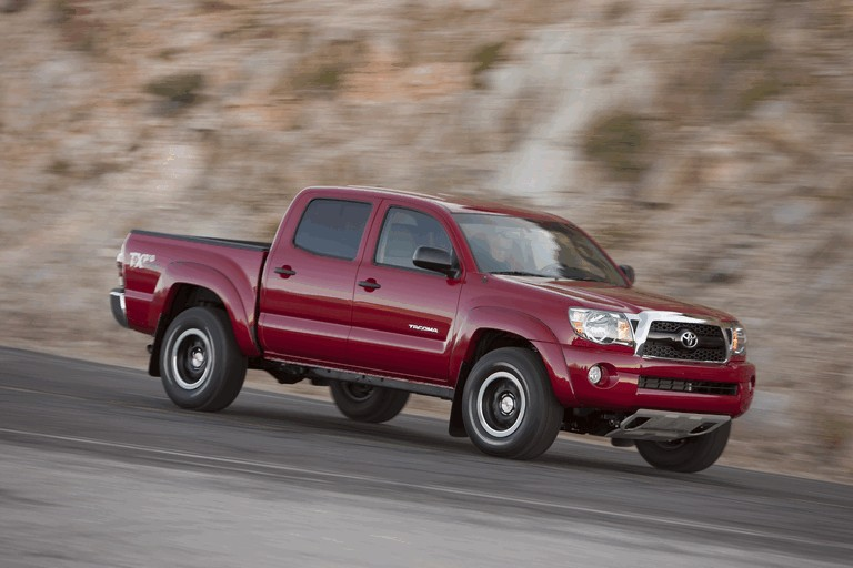 2011 Toyota Tacoma Double Cab TX Pro Performance Package 287891