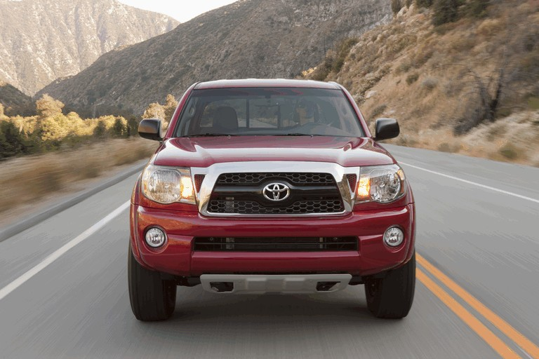 2011 Toyota Tacoma Double Cab TX Pro Performance Package 287896