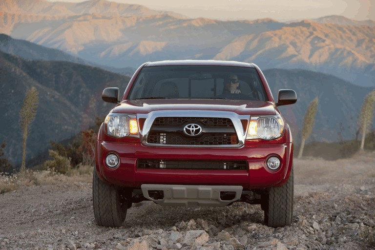 2011 Toyota Tacoma Double Cab TX Pro Performance Package 287902