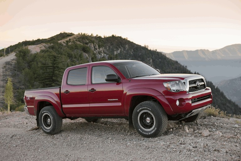 2011 Toyota Tacoma Double Cab TX Pro Performance Package 287903