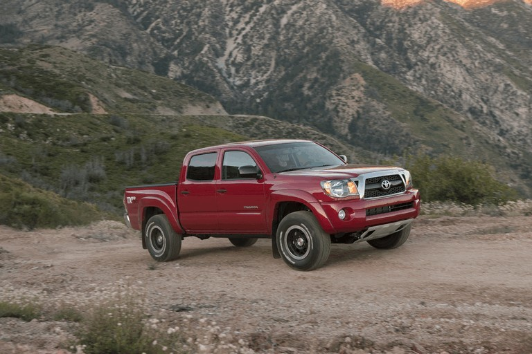 2011 Toyota Tacoma Double Cab TX Pro Performance Package 287906