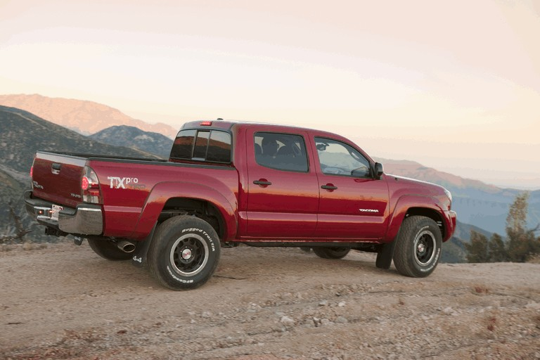 2011 Toyota Tacoma Double Cab TX Pro Performance Package 287908