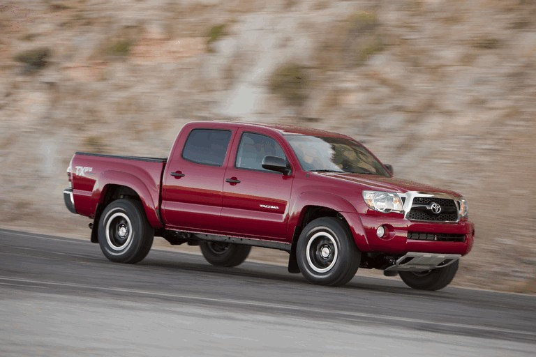 2011 Toyota Tacoma Double Cab TX Pro Performance Package 287909