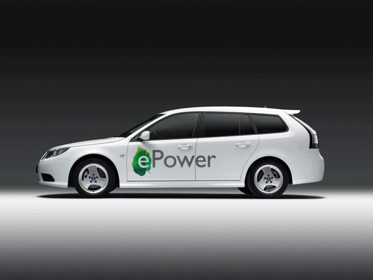 2010 Saab 9-3 ePower concept 288075