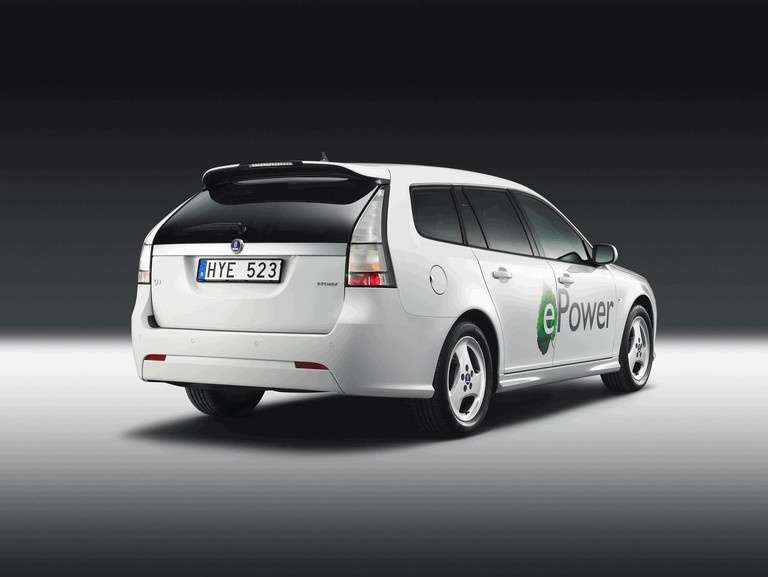 2010 Saab 9-3 ePower concept 288076