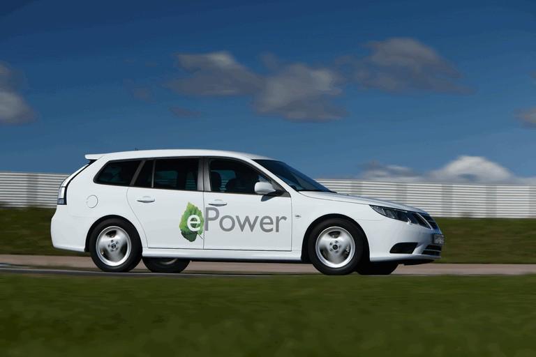 2010 Saab 9-3 ePower concept 288079