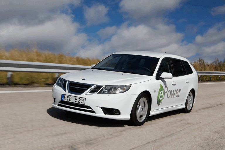 2010 Saab 9-3 ePower concept 288082