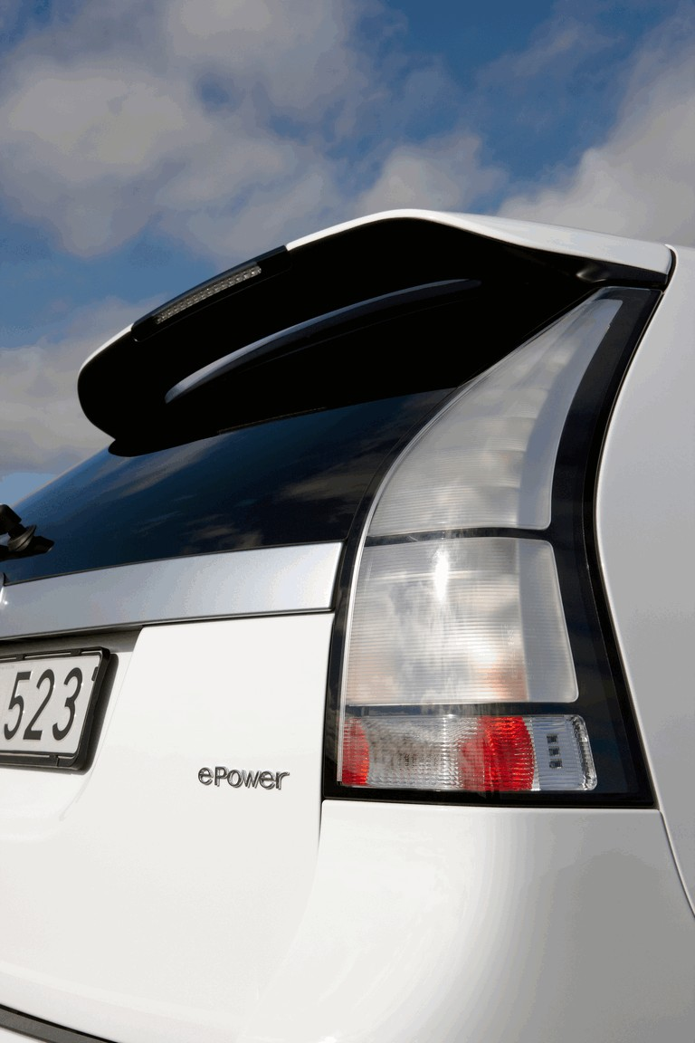 2010 Saab 9-3 ePower concept 288084