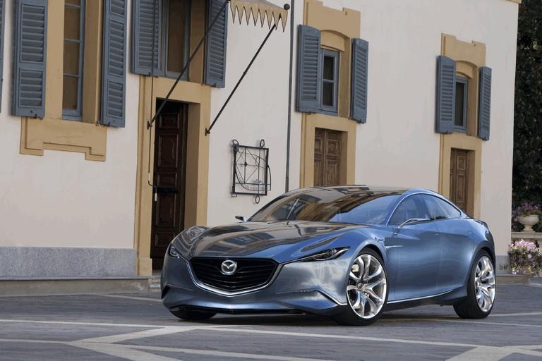 2010 Mazda Shinari concept 288089
