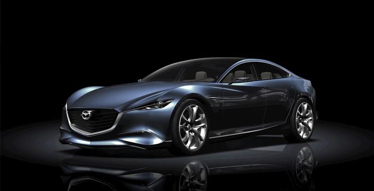 2010 Mazda Shinari concept 288105